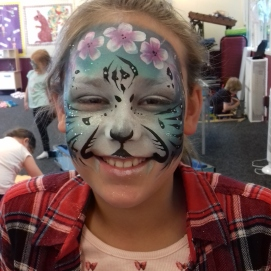 Face Paints by Jill
