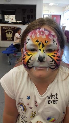 Face Paints by Jill